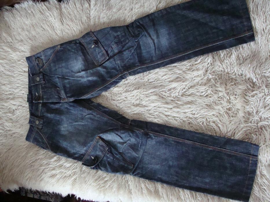 дънки BERSHKA и панталон на CAPASCA