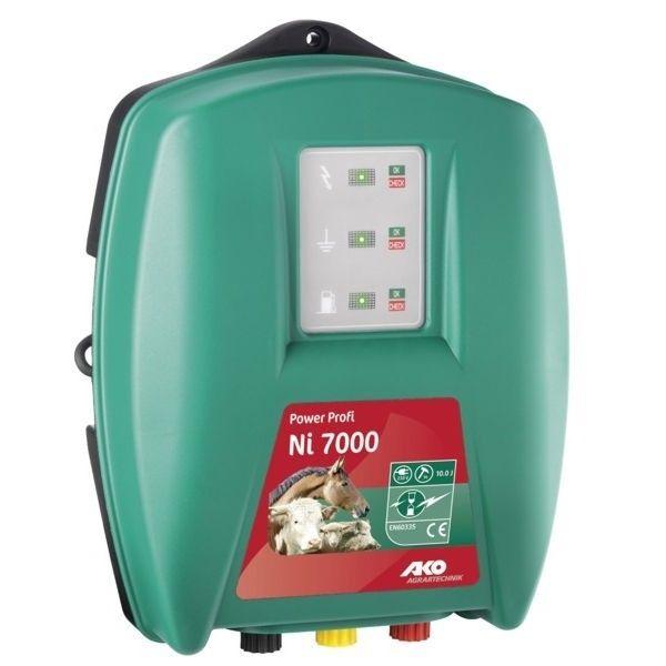 aparat gard electric AKO NI7000 alimentare 230 Jucu - imagine 1