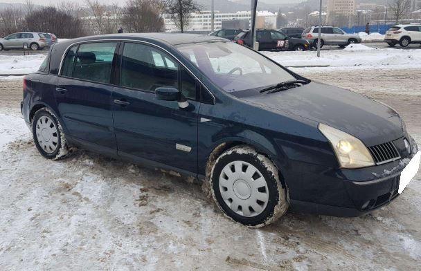 Dezmembrez Renault Vel Satis an fabr. 2002, 3.0DCi