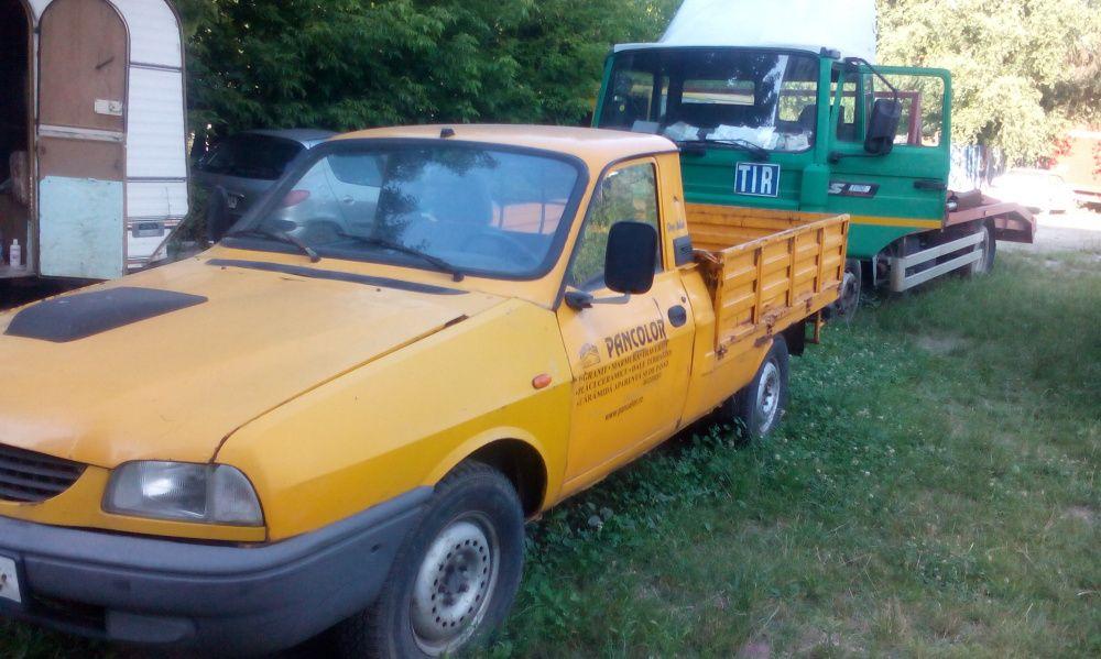 Dezmembrez Dacia papuc (pick-up) diesel si benzina 4x4