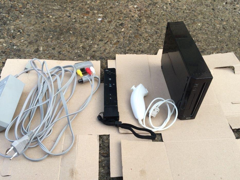 Nintendo Wii Negru