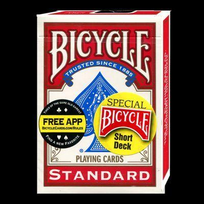 Carti de joc Bicycle Short Deck (Svengali)
