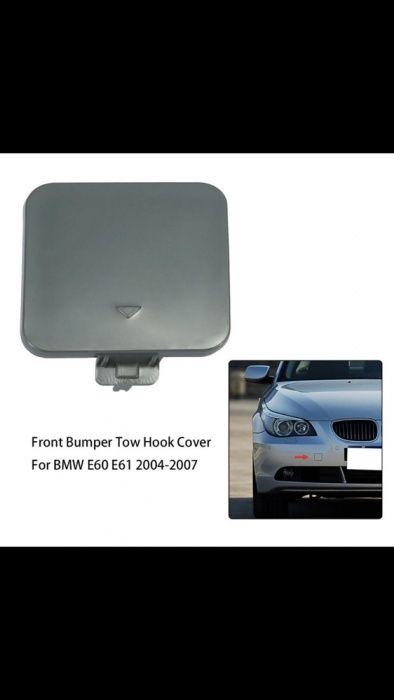 Бмв е60 заглушки на бампера Bmw e60