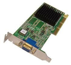 Placa video ATI RAGE 128 PRO ULTRA AGP 109-73100-02