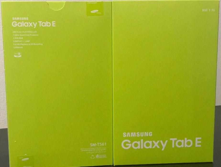 Tablet Samsung E 8Gb memória