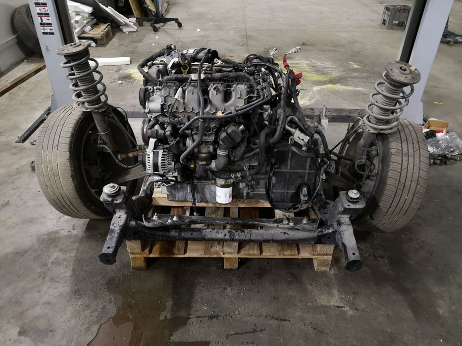 Motor 2000cc Ecoboost Ford