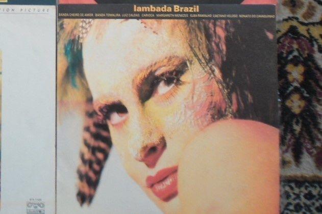 плоча балкантон Lambada Brazil