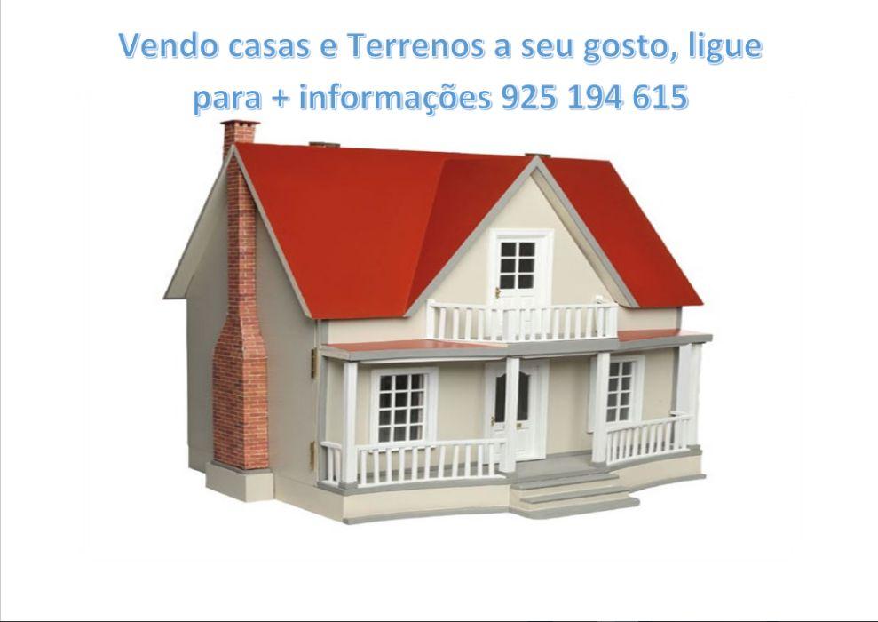 Vendo casas nos Bairros Fúbu, Gamek, Morro Bento e Danjareux, Benfica.