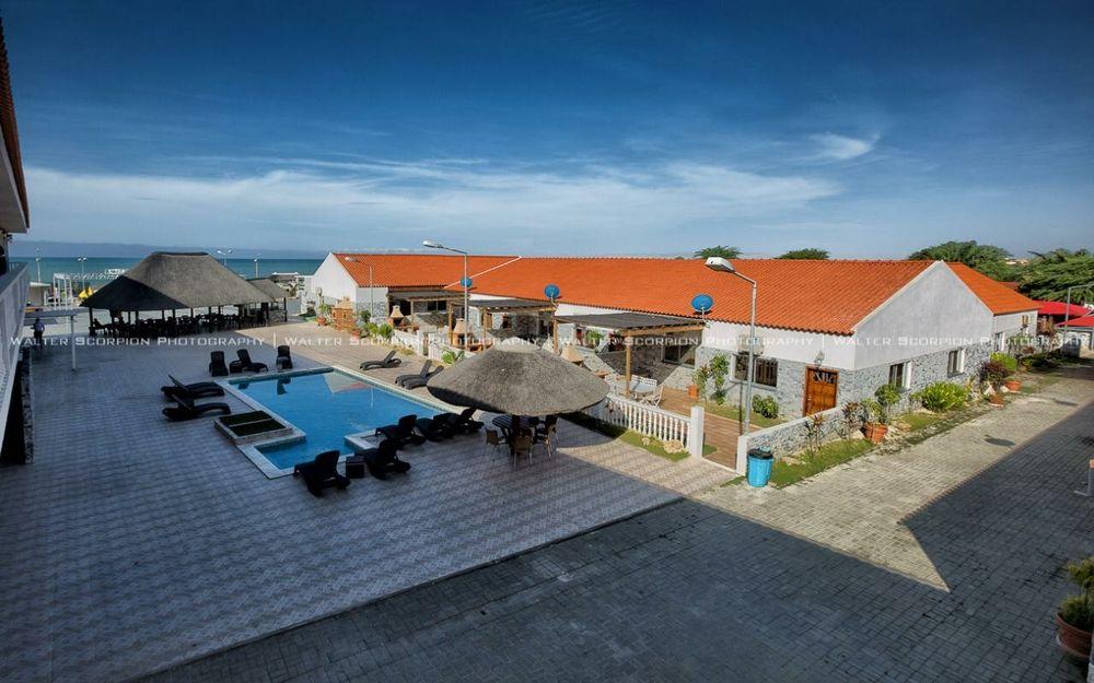 Vende se este Resort em Benguela