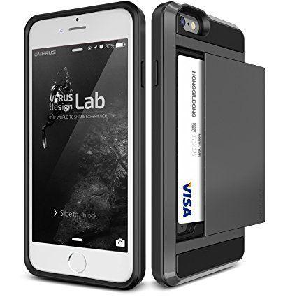 Кейс / Бъмпер VERUS DAMDA за Iphone 5 / 5S / SE / 6 / 6S / iPhone 7