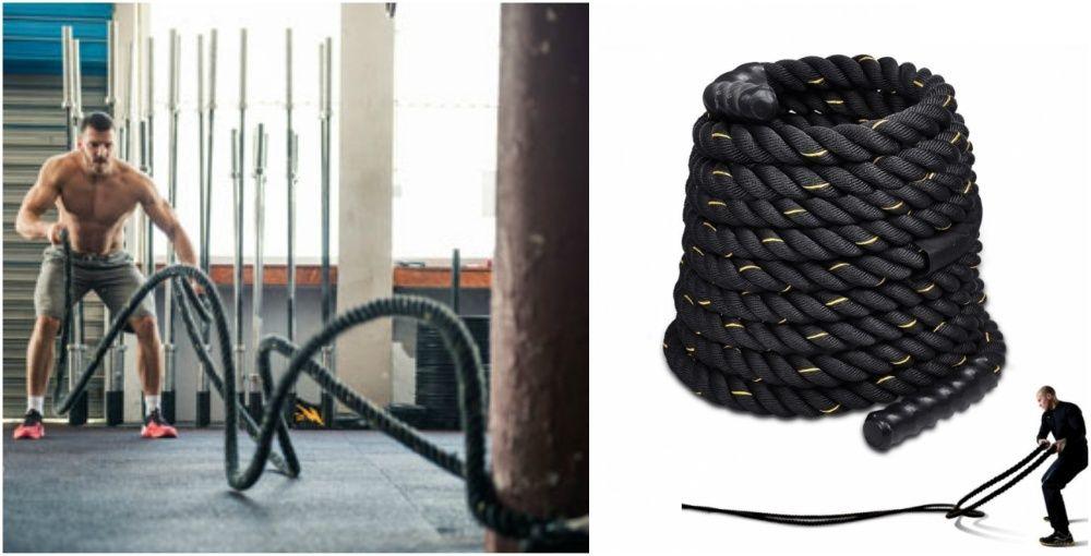 COMBAT ROPE - Въже за кросфит и силови тренировки