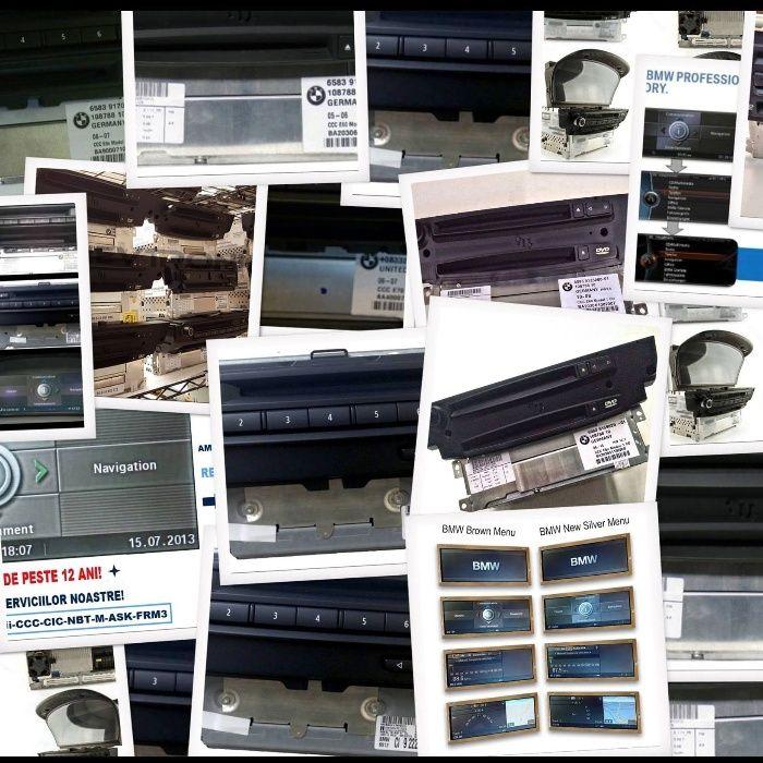 Reparam navigatii BMW: ccc cic nbt ask bm54 frm3 Bucuresti - imagine 6