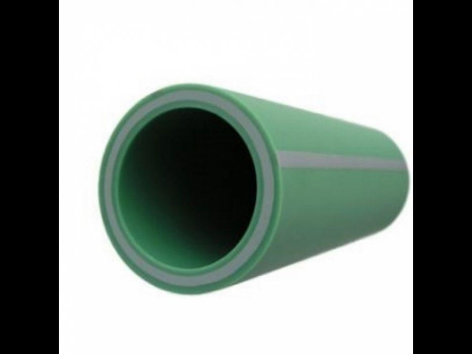Probel Instal va pune la dispozitie tevi si fitinguri PPR verde.