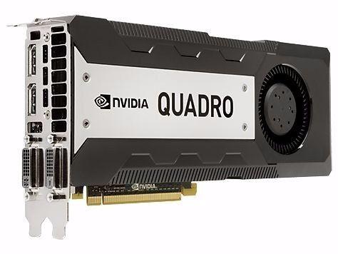Nvidia quadro k6000 são 12Gb de vídeo