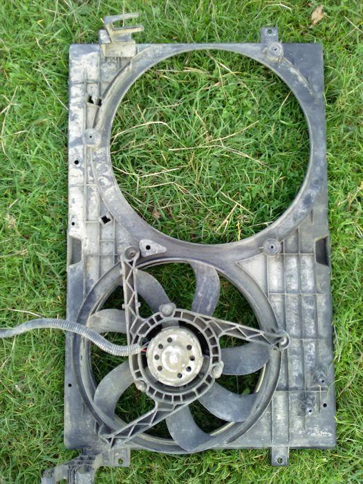 Suport ventilator cu ventilator mic Golf 4 Octavia 1