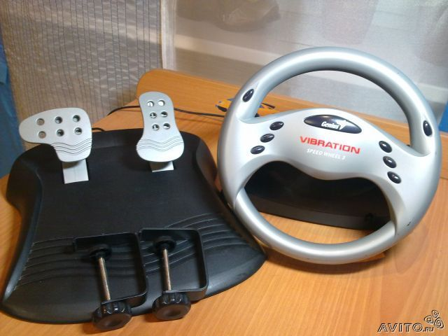genius vibration speed wheel 3 driver