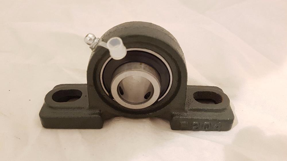 Lagar cu rulment Y si talpa P 204 - 20mm