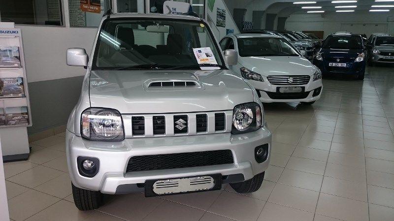 Suzuki jimy