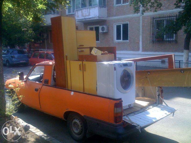 Transport bagaj marfa dacia papuc bucuresti transport frigider