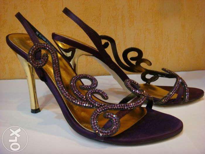 обувь для праздничного вечера