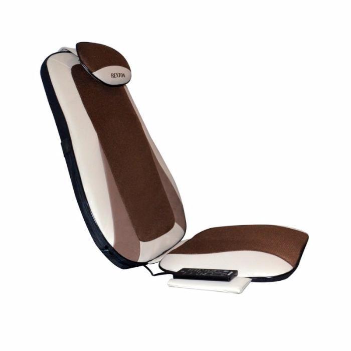 Масажна подложка CF-2508 с нагряване и различни програми за масаж -