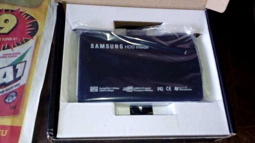 Case pra externo sata Samsung