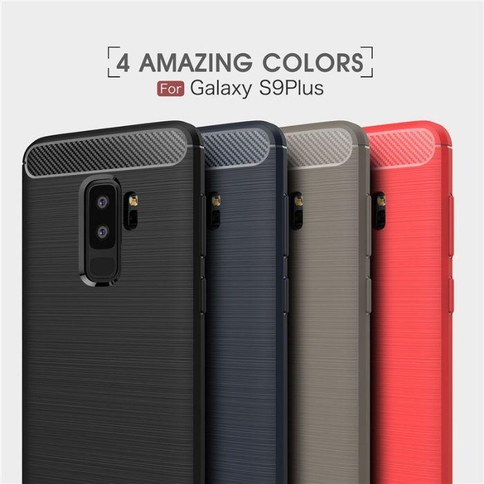 RUGGED ARMOR силиконов калъф кейс мат Samsung Galaxy S9+, Plus