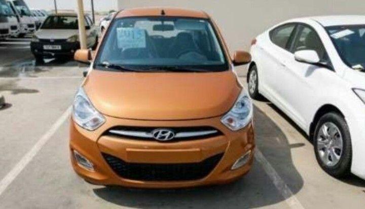 Hyundai i10 0km