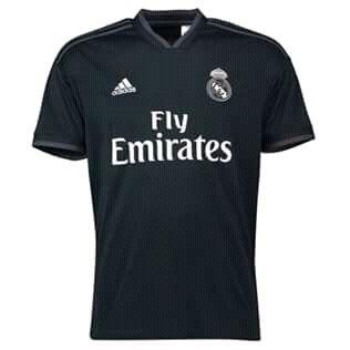 Camisete de Real Madrid Epoca 2018/19 Maputo - imagem 4