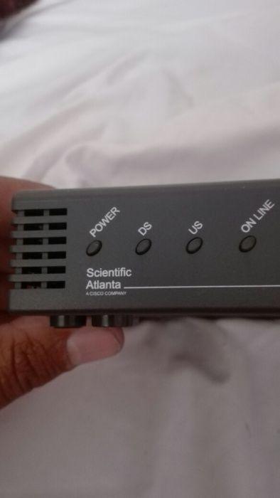 Router scientific atlanta