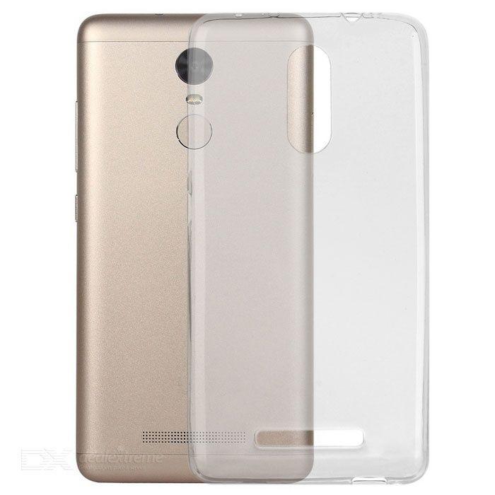 Husa Xiaomi Redmi Note 3 Touch Ultra Slim Grey Ploiesti - imagine 1