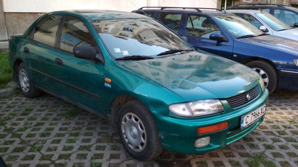 Mazda 323 Цяла или на части