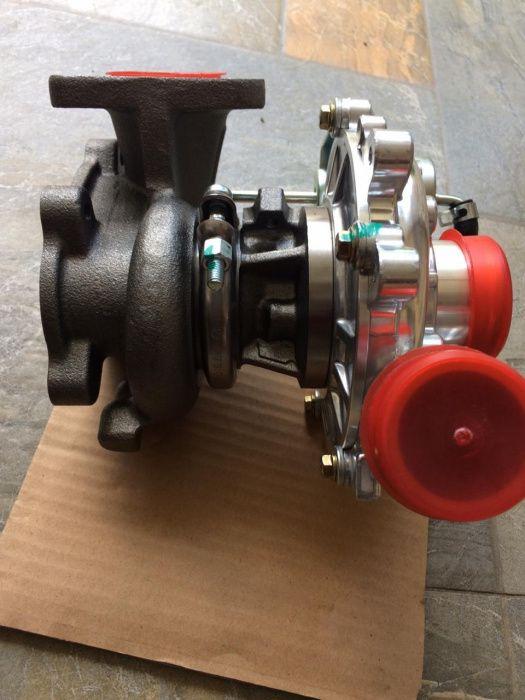 Vendo turbo para hilux e Quadradinho Ingombota - imagem 1