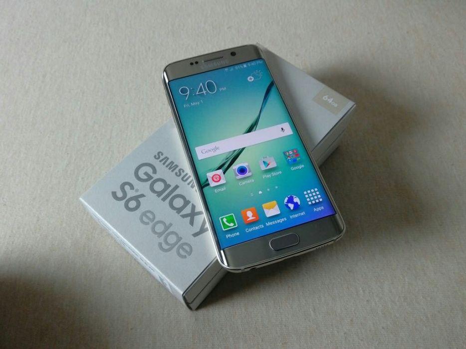 Samsung Galaxy S6 Edge Selados Cores Disponíveis