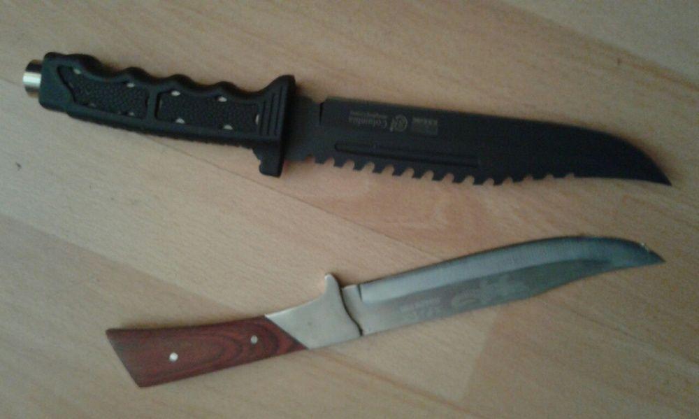 Нож туризъм