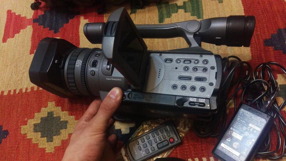 Camera video sony hdr fx7 profesionala