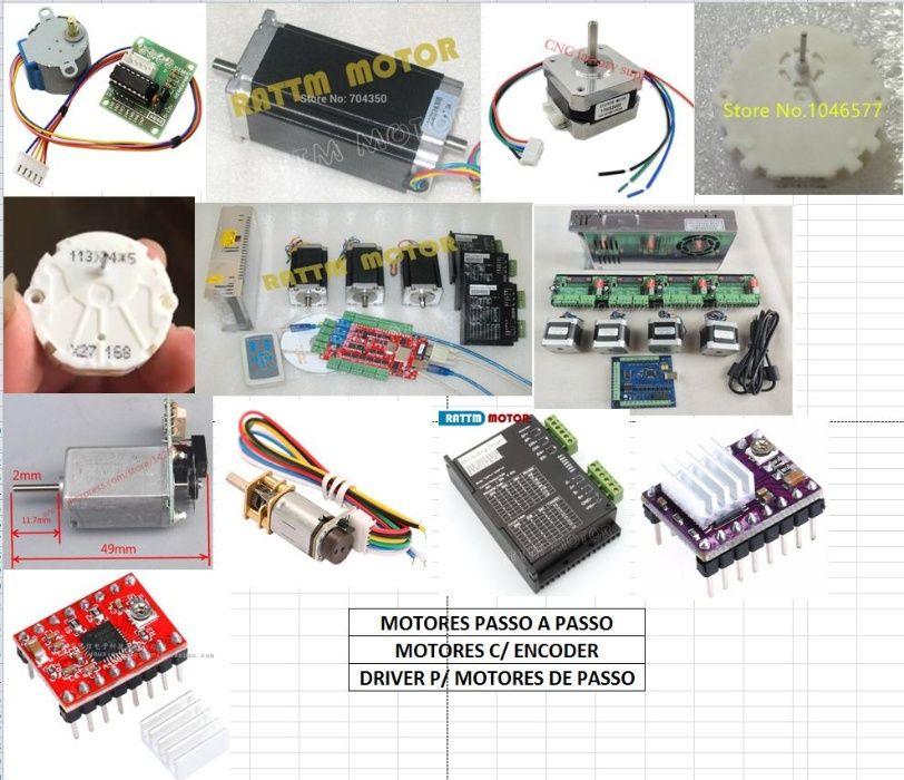Impressão 3D & CNC
