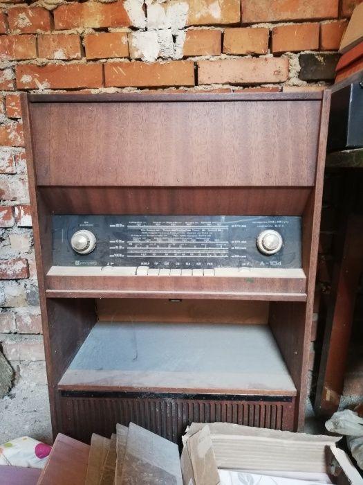 Антично Старо Радио + Грамофон