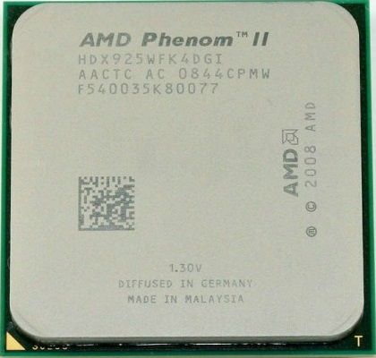 AMD Phenom II X4 925 /2.8GHz/