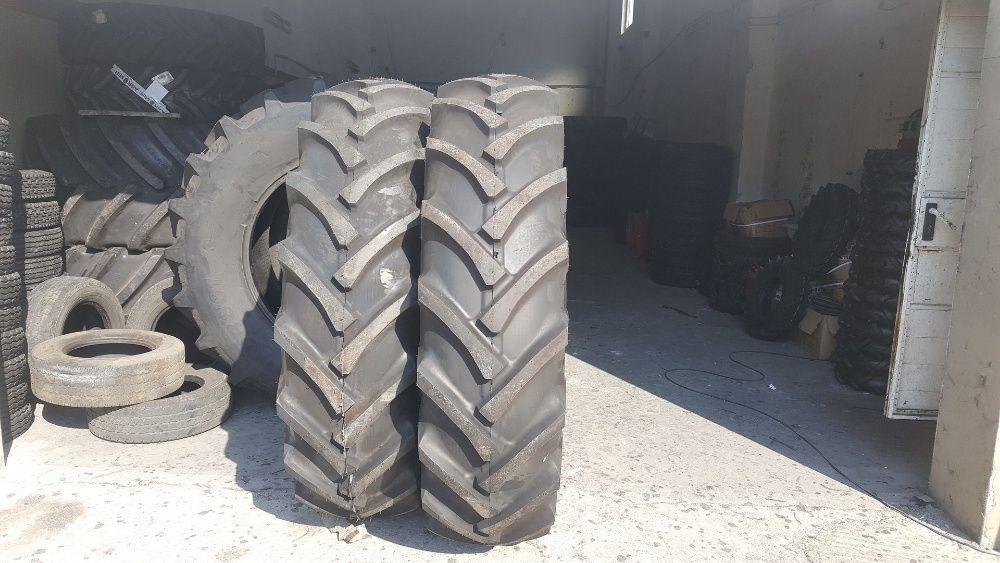 Cauciucuri BKT 18.4-38 diagonale cu 12 pliuri anvelope tractor spate
