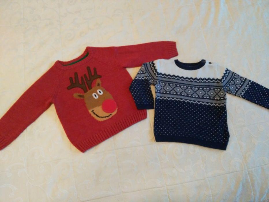 2 pulovere frumoase pentru copii