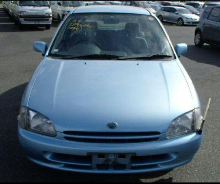 Toyota starle