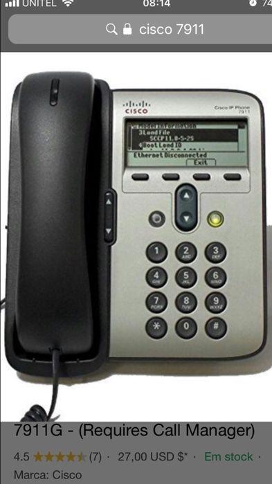 Telefone Cisco IP 7911
