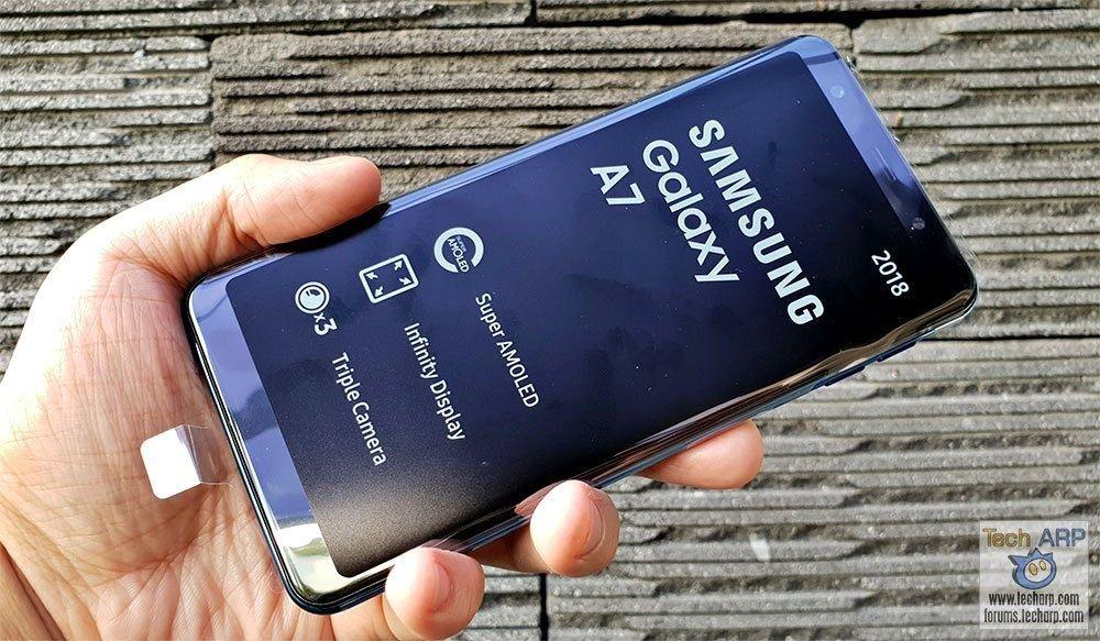 Samsung A7 128GB/novo na caixa.
