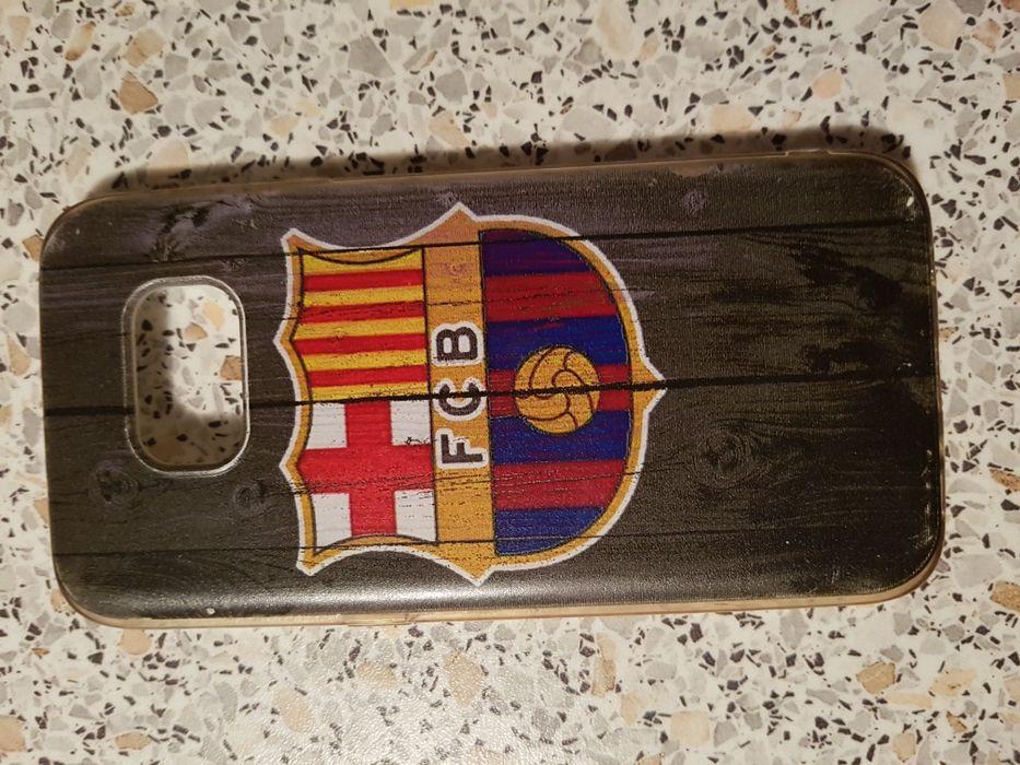 Husâ telefon Fc Barcelona pt Samsung S7 adusă chiar din Barcelona