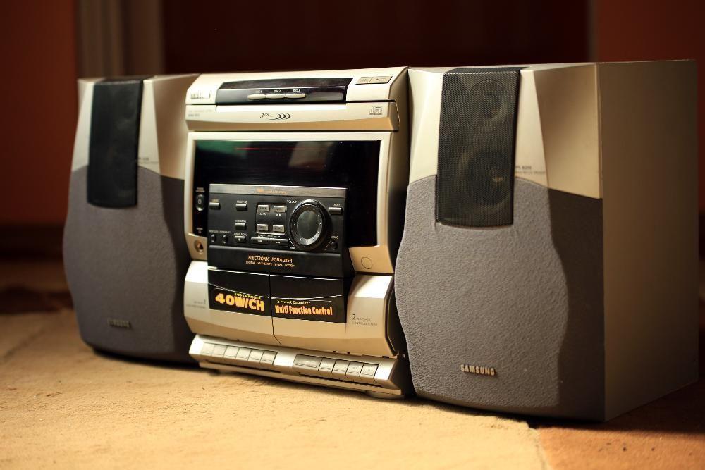 Combina muzicala Samsung model Max-810