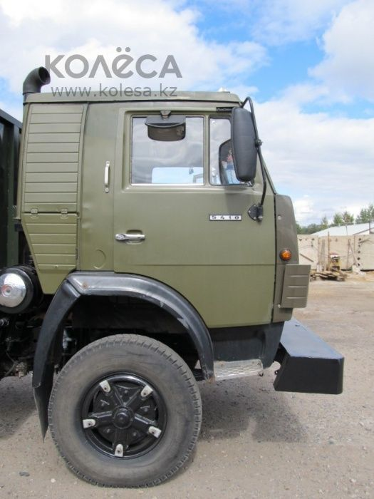 Коробка переменных передач КПП на а/м КАМАЗ .
