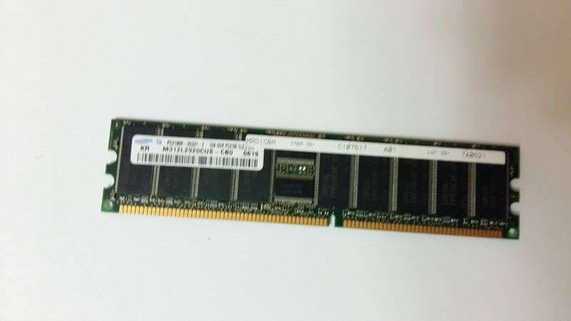 Samsung ram DDR 1GB