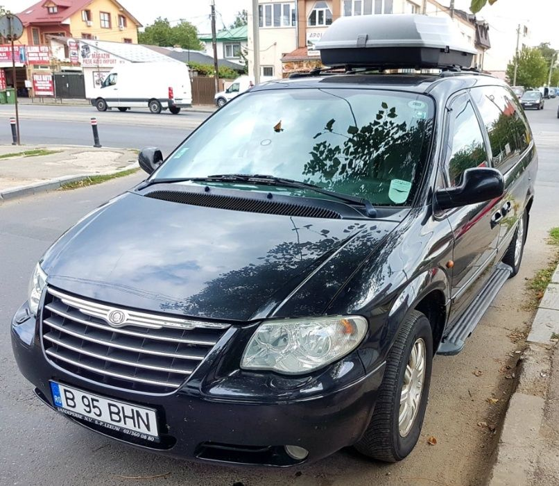 Chrysler Grand Voyager CRD 2.8 , 2004 , automatic, Inmatriculat RO