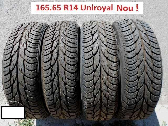 Cauciucuri de vara 165 65 R14 ca noi